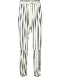lemlem - Abel Striped Trousers - Lyst