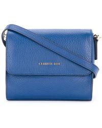 Cerruti 1881 - Fold Over Cross Body Bag - Lyst