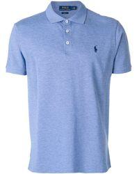 Polo Ralph Lauren クラシック ポロシャツ - ブルー