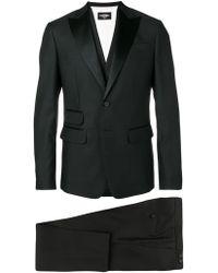 DSquared² Dreiteiliger Anzug - Schwarz
