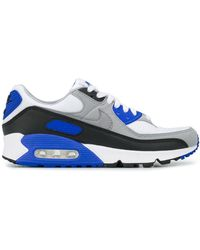 Nike Air Max 90 Chunky Sneakers - Wit