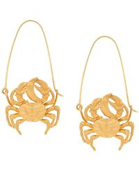 Givenchy - Crab Earring - Lyst