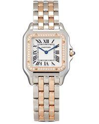 Cartier 2021 未使用 パンテール 37mm - ホワイト