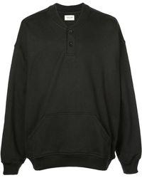 Fear Of God Oversized Sweater - Black