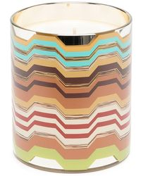 Missoni Maremma Home Scented Candle - Brown