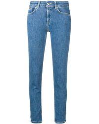 Dondup 'Monroe' Jeans - Blau