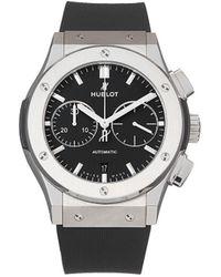 Hublot Reloj Classic Fusion de 45mm 2020 sin uso - Negro