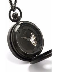 FOB PARIS R40 Pocket Watch - Black