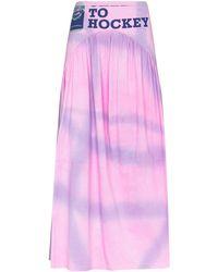 Collina Strada X Browns 50 Mariposa Tie-die Skirt - Pink