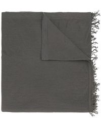 Rick Owens - Sisyphus Knit Blanket - Lyst
