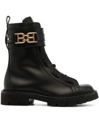 Bally Ботинки Glaris - Черный