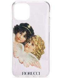 Fiorucci Angels Iphone 11pro Case - White