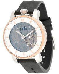 FOB PARIS Reloj R360 Eden de 36mm - Negro
