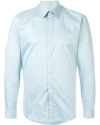 Cerruti 1881 Classic Plain Shirt - Green