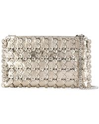 RED Valentino - Hardware Embellished Clutch - Lyst