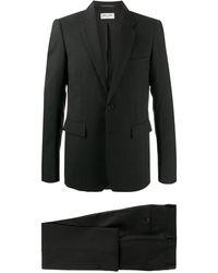 Saint Laurent シングルスーツ - ブラック