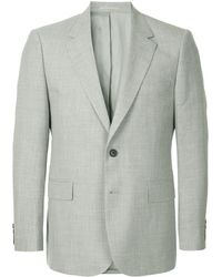 Gieves & Hawkes - Blazer classico aderente - Lyst