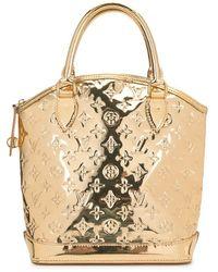 Louis Vuitton Borsa tote Lockit 2001 Pre-owned - Metallizzato
