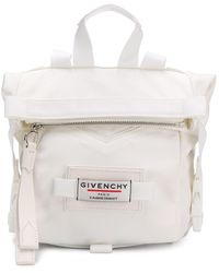 Givenchy Mini Downtown Backpack - White