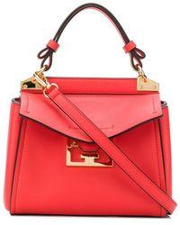 Givenchy Petit sac à main Mystic - Rouge