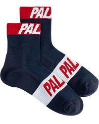 Palace - ロゴ 靴下 - Lyst