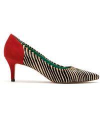 Blue Bird Shoes Scarpin Zéfiro 70 パンプス - グリーン