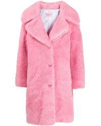 Chiara Ferragni オーバーサイズ コート - ピンク