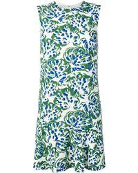Victoria, Victoria Beckham - ペプラム ドレス - Lyst