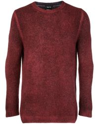 Avant Toi - Textured Sweater - Lyst