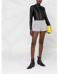 Givenchy ロゴ ショートパンツ - ブラック