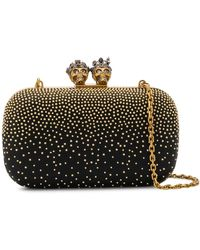 Alexander McQueen - Queen & King ショルダーバッグ - Lyst
