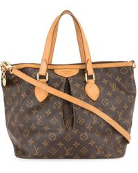 Louis Vuitton - Сумка Palermo Pm Pre-owned - Lyst