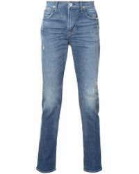 Hudson Jeans - Relaxed Fit Five-pocket Jeans - Lyst