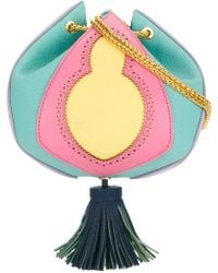 the VOLON - Macaroon Pouch - Lyst