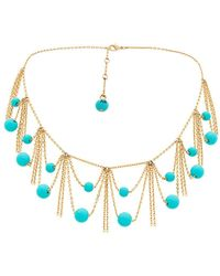 Aurelie Bidermann - Ana Necklace - Lyst