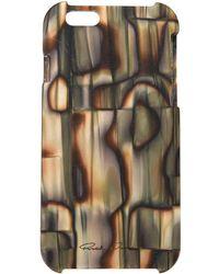 Rick Owens Чехол Для Iphone 6 С Абстрактным Принтом - Многоцветный