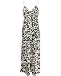 Anine Bing Платье Rosemary - Белый