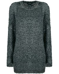 Avant Toi - Oversized Chunky-knit Jumper - Lyst