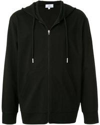 Calvin Klein ロングスリーブ パーカー - ブラック