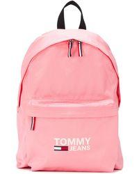 Tommy Hilfiger 'CJ Cool City' Rucksack - Pink