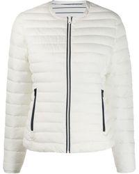 Ecoalf Reversible Puffer Jacket - White