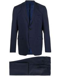 Etro ツーピース スーツ - ブルー