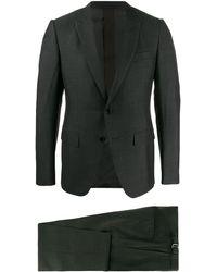 Ermenegildo Zegna ツーピース スーツ - グレー