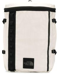 The North Face Rucksack mit Kontrastnaht - Weiß