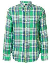 Polo Ralph Lauren - Chemise à carreaux - Lyst