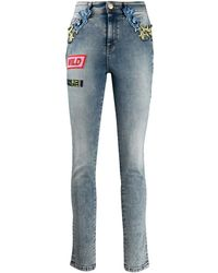 Versace Jeans - スキニージーンズ - Lyst