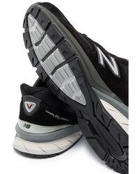 New Balance - Us Made コレクション グレー 990 V5 スニーカー - Lyst