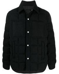 AMI - パデッドジャケット - Lyst