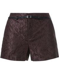 Loveless - Lace Shorts - Lyst