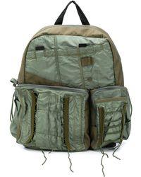 Raeburn Anti-g Backpack - Green